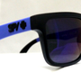 mysunglasses — New Spy Helm Sunglasses Spy+ Ken Block Livery Blue Matte sp3