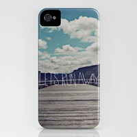 Let's Run Away II iPhone Case by Leah Flores | Society6