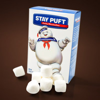 Stay Puft Marshmallows at Firebox.com