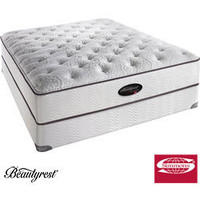 Beautyrest Anniversary Cypress Hill Queen-size Plush Firm Mattress Set | Overstock.com