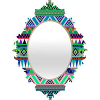 DENY Designs Home Accessories | Bianca Green Esodrevo Baroque Mirror