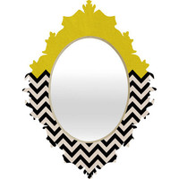 DENY Designs Home Accessories | Bianca Green Follow The Sun Baroque Mirror