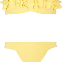 Melissa Odabash Trinidad bandeau bikini   55% at THE OUTNET.COM