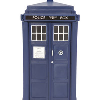 Doctor Who TARDIS Talking Bank | Hot Topic
