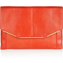 Lanvin|Miss Sartorial karung clutch|NET-A-PORTER.COM