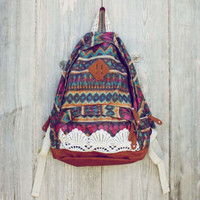 Laced Trails Backpack, Women&#x27;s Sweet Country Accessories