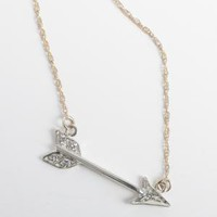 Catbird::WHAT&#x27;S NEW: jewelry::Maria Arrow Necklace