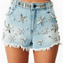 VINTAGE VINE SHORTS