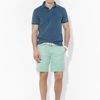 Greenwich Embroidered Short