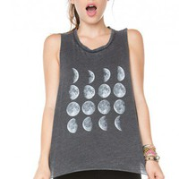 Brandy ♥ Melville |  Kate Moon Phase Tank - Just In