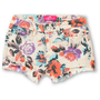 Almost Famous Pamela Hawaiian Print High Waisted Shorts