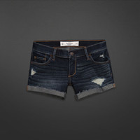 A&amp;F Midi Length Shorts