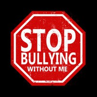 T-Shirt Hell :: STOP BULLYING WITHOUT ME