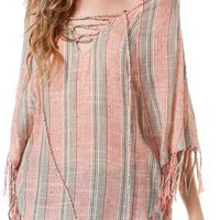 BILLABONG BOHO GODDESS PONCHO