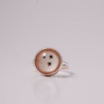 Harry Potter Ring with Stars