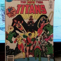 The New Teen Titans 1 // DC Comics // Great Condition