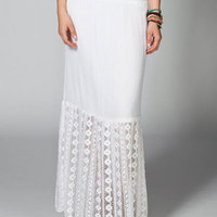 O&#x27;NEILL Band Name Maxi Skirt