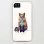 Fox iPhone &amp; iPod Case by Amy Hamilton