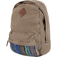 Ethnic Stripe Backpack