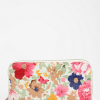 Urban Outfitters - Kimchi Blue Floral Checkbook Wallet
