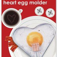 fredflare.com | fun shaped egg molders