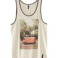 Tank Top - from H&amp;M