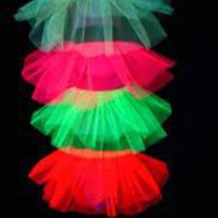 Glow in the dark tutu!
