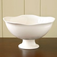 Emma Footed Fruit Bowl