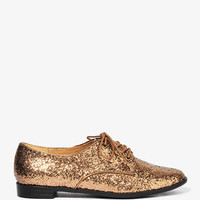 Glittered Oxfords | FOREVER 21 - 2021841155