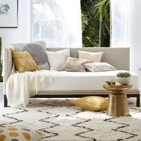 Nailhead Trim Daybed