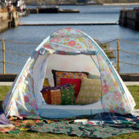 Cath Kidston Retro-Inspired Dome Tent at Free People Clothing Boutique