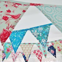 Handmade Mini Bunting