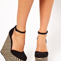 ASOS PIA Wedges