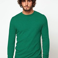 ASOS Crew Neck Jumper at asos.com