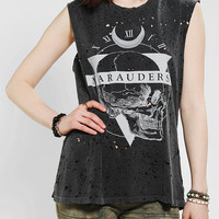 Urban Outfitters - Truly Madly Deeply Holey Marauders Muscle Tee