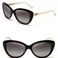 kate spade new york Angelique Mod Cateye Sunglasses | Bloomingdale's