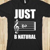 Just B Natural - Moosick - Skreened T-shirts, Organic Shirts, Hoodies, Kids Tees, Baby One-Pieces and Tote Bags