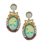 Cameo Stud Earrings - Jewellery  - Bags &amp; Accessories