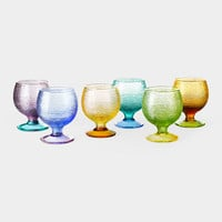 Multicolor Goblets