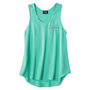 Prabal Gurung For Target® Pebble Racerback Tank Top -Atlantis Green