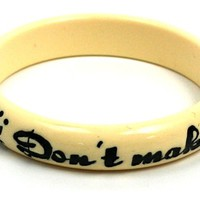 Don't Make Me Release The Flying Monkeys - JKC Nantucket Bangle