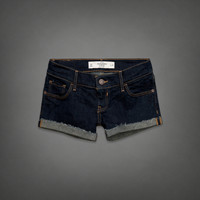 A&amp;F Low Rise Shorts