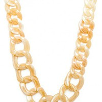 Building Chains Necklace - ShopSosie.com