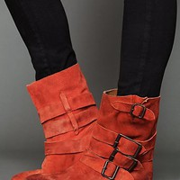 Free People Womens Sunbelt Ankle Boot -