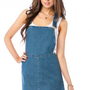 Buckled Overall Dress - ShopSosie.com