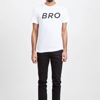 Saturdays - Bro T-shirt White