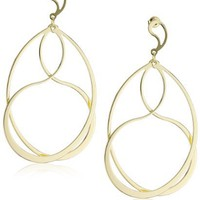 Sheila Fajl 18k Gold-Plated Yin Yang Earrings