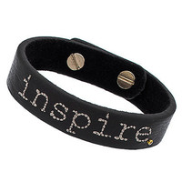 SKINNY by Jessica Elliot Leather 'Inspire' Bracelet - Max & Chloe
