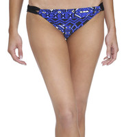 Low Rise Batik Hipster Bottom | Shop Swimwear at Wet Seal