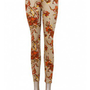 'Flowers of Autumn' Leggings  | New In | Highlights | WOMEN | Indie Clothes & Accessories